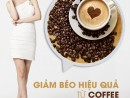 Bí quyết giảm cân nhanh bằng cà phê