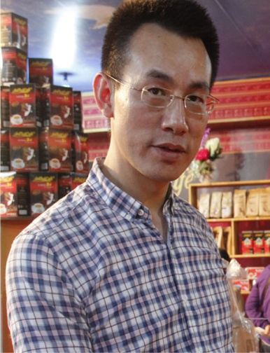 Liang Xiong: Chuyên gia thực phẩm Trung Quốc